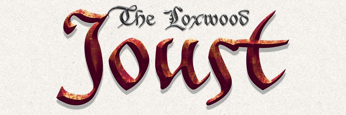 Loxwood Joust Logo